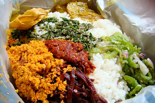 The Best of Sri Lankan Cuisine