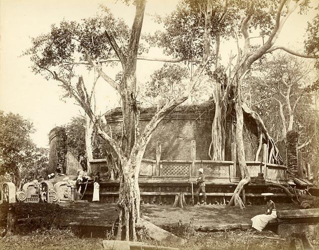 Watadageya – Polonnaruwa
