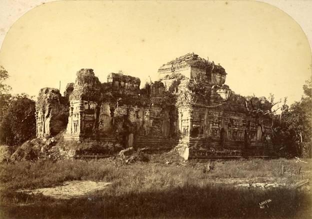 Thuparama Image House – Polonnaruwa