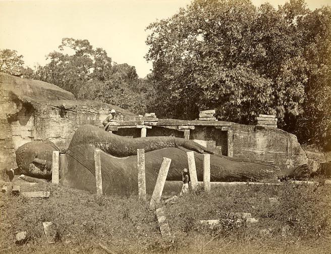 Gal Viharaya – Polonnaruwa