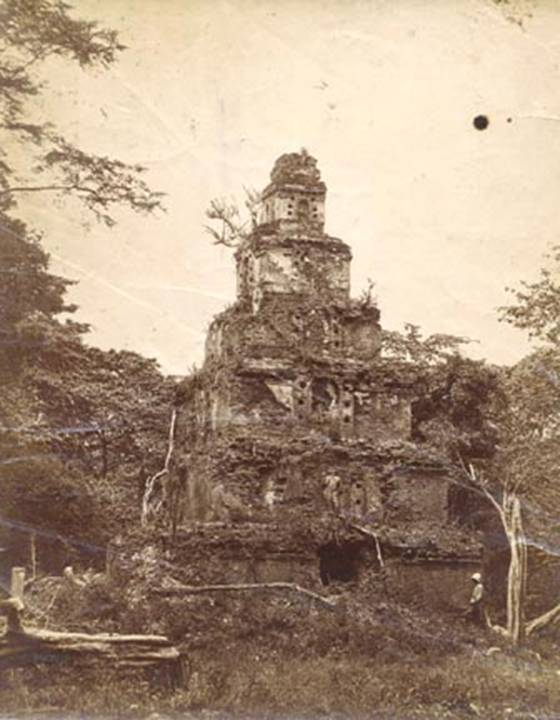 """""""Sath Mahal Prasada""""- Polonnaruwa"""