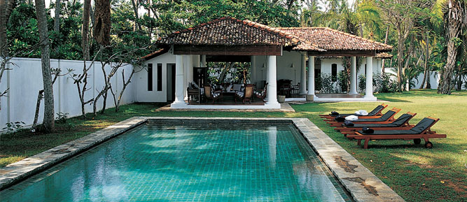 villa in sri lanka