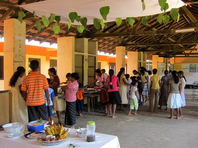 sri lankan tradition