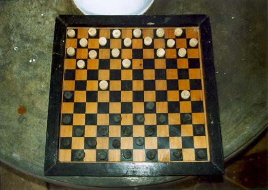 Sri Lankan checker